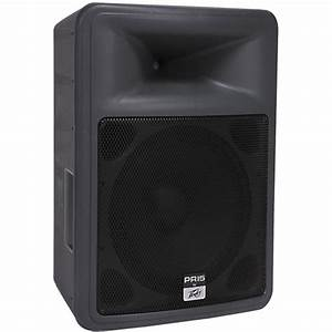 Peavey PR 15D 15'' Active PA Speaker - Ex Demo | Gear4music