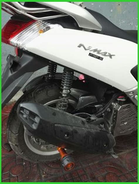 modified motorcycle accessories nmax155 fendders nmax rear fender mudguard tire hugger for