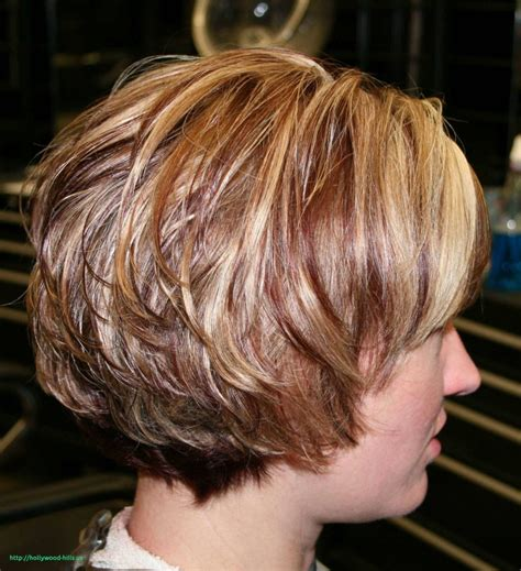 short layered hairstyles trending  october