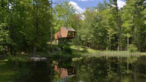 Woodstock 'treehouse' Is The Perfect Woodlands Escape