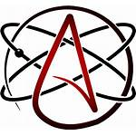 Atom Clipart Predictions Atheist Transparent 1700 Clip