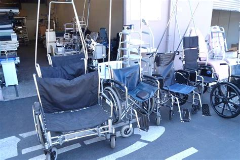 san diego outpatient hospital equipment supply