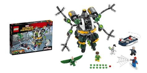 76059 lego unveils new spider squad and