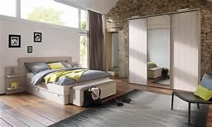 Chambre Complete Adulte : chambre compl te loft chambre coucher adulte meubles ~ Carolinahurricanesstore.com Idées de Décoration