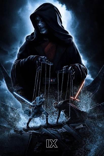 Palpatine Emperor Skywalker Rise Artstation Master Sith