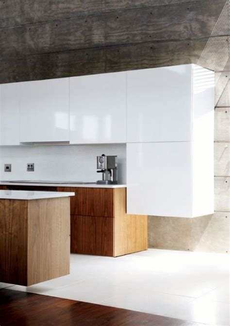 extremely bold kitchen designs  concrete wall rilane