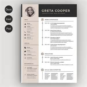 resume template word free download 2017 autocad clean cv resume ii resume templates on creative market