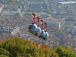 France Grenoble Cable Car