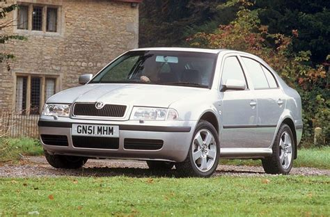 skoda octavia  car review honest john