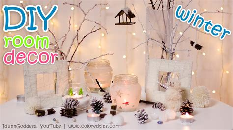 download diy room decoration chrismas vedio 10 diy winter room decor ideas