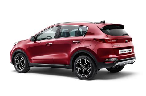 Kia 2019 : 2019 Kia Sportage Revealed With New Hybrid Diesel