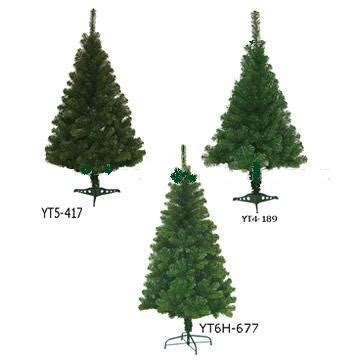 cleaning an artificial christmas tree housekeeping