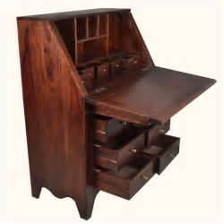 Living Room Desks Philadelphia Solid Wood Drop Front Secretary Desk
