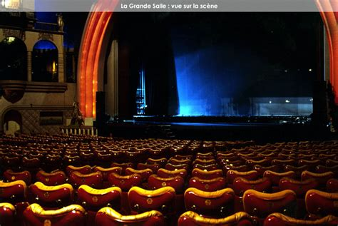 grand rex plan salle le grand rex 2e