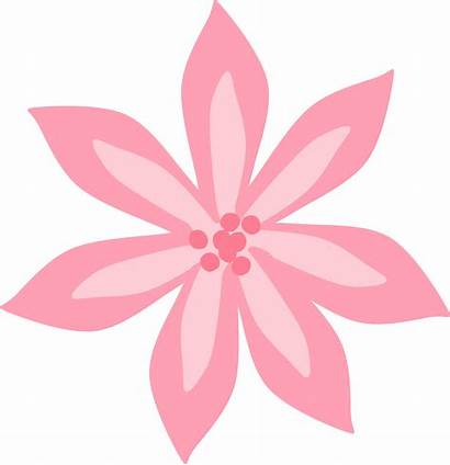 Lily Pink Clipart Lilies Stargazer Svg Lilly
