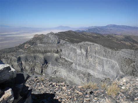 geosights notch peakbig cliff millard county utah