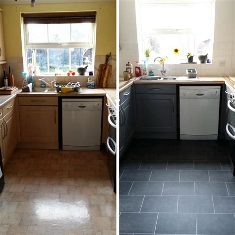 budget friendly before and after kitchen makeovers diy budget friendly kitchen makeover bigspud