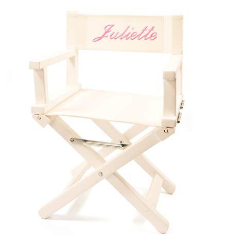 chaise réalisateur fauteuil realisateur