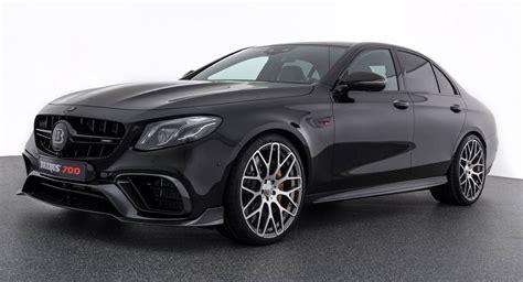 Modifikasi Mercedes Class by Modifikasi Mercedes Amg E63 S Fokus Pada Mesin