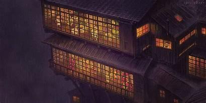 Ghibli Anime Haku Spirited Away Studio Chihiro