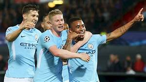 John Stones Helps Get City Off To Champions League Flyer