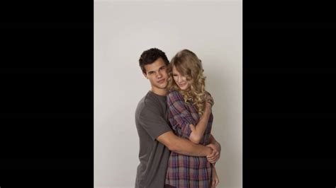 Taylor Swift and Taylor Lautner Photoshoot (Valentine's ...