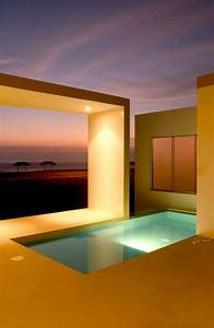 modern small house design in peru by javier artadi