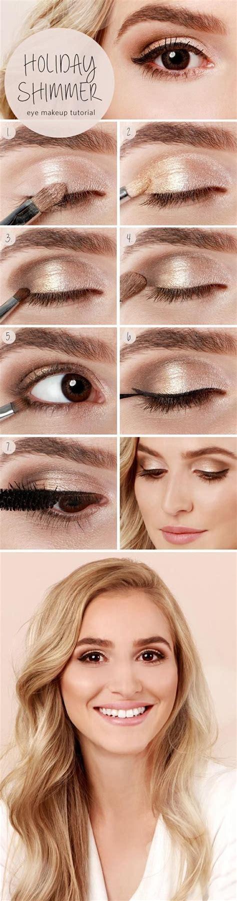 light smoky eye makeup tutorials  summer