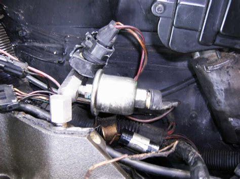 oil pressure switch   corvette corvetteforum