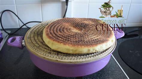 amour de cuisine de soulef cuisine algerienne matlou3 sur le tajine electrique en