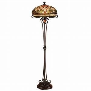 hampton bay 70 in antique bronze track tree floor lamp With bronze branch floor lamp