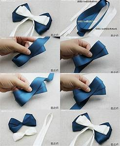 How to make your own beautiful bow hairpin step by step