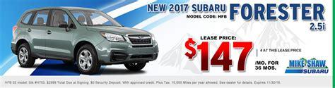 New 2016 Subaru Specials  Thornton & Denver Area Car