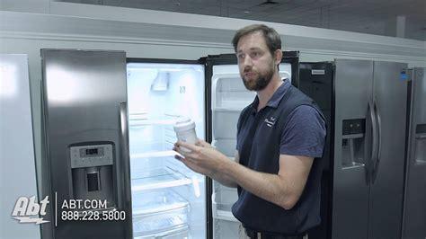 replace  ge mwf water filter   ge refrigerator youtube