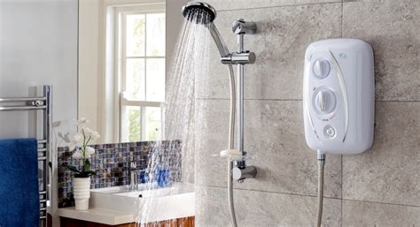 Electric Mixer Shower by A Guide To Sanitaryware Ambient Heating Plumbing