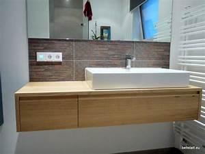 Waschbecken Mit Holzplatte : bettstatt manufaktur inh ulf schmidt waschtisch aus ~ Michelbontemps.com Haus und Dekorationen