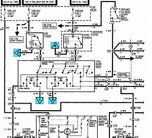 95 Chevy K1500 Wiring Diagram
