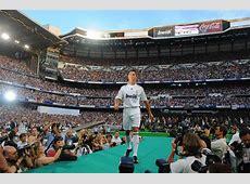 Cristiano Ronaldo in Real Madrid Presents Cristiano