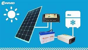 Klimaanlage Mit Solar : smarte technik solar im garten youtube ~ Kayakingforconservation.com Haus und Dekorationen