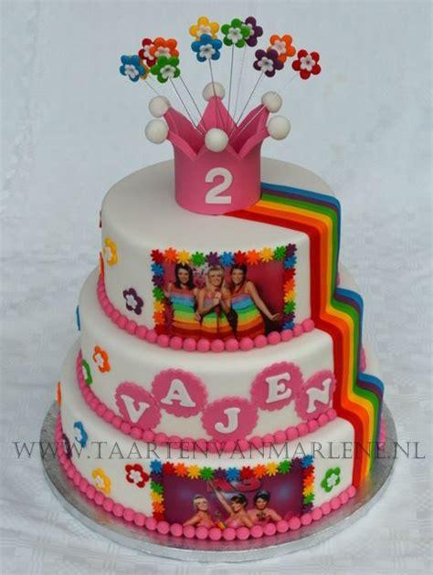 taart decoratie ideeen k3 taart met kroon k3 taart pinterest taart