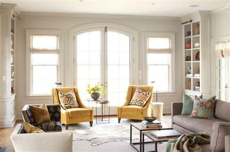 house beautiful feb  transitional living room
