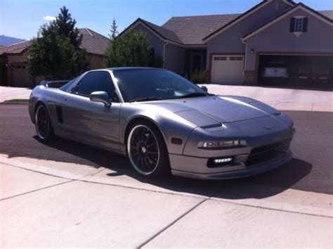 2001 Acura Nsx For Sale by Buy Used 2001 Acura Nsx T Coupe 2 Door 3 2l In Reno