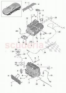 Porsche 918 Spyder Power Electronics Parts