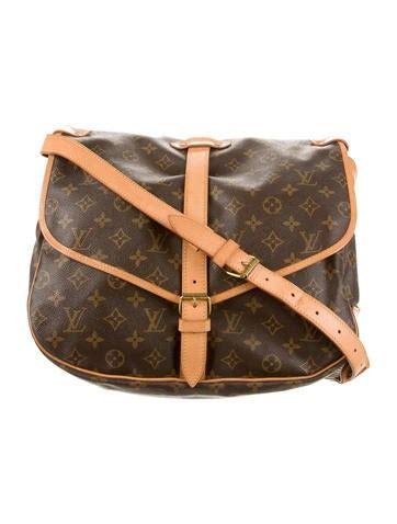 louis vuitton crossbody bags luxury fashion  realreal