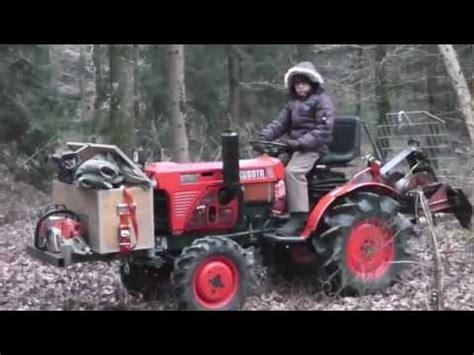 siege pour micro tracteur kubota treuil forestier artisanal pour micro tracteur kubota