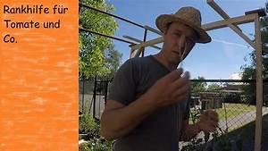 Tomaten Rankhilfe Selber Bauen : die beste rankhilfe f r tomaten layer tomatenrankhilfe youtube ~ A.2002-acura-tl-radio.info Haus und Dekorationen