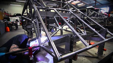 Camburg Trophy Truck / 6100 Chassis Build