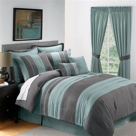 King Size Bedding And Curtain Sets Home The Honoroak