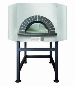 Four A Bois Pizza Professionnel : four a pizza rotatif professionnel torino alimentation mixte bois gaz ~ Melissatoandfro.com Idées de Décoration