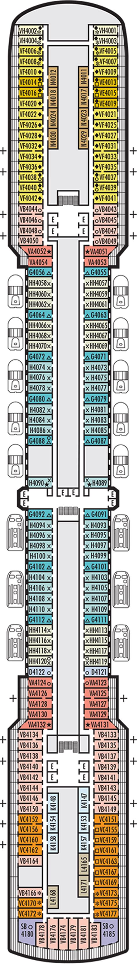 america ms westerdam deck plan ms noordam cruise ship from america cruise line